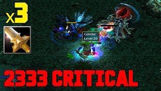 DOTA GONDAR 2333 CRITICAL STRIKE (X3 DIVINE RAPIER)