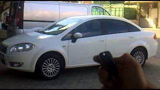 Fiat Linea cam kaldırma + açma