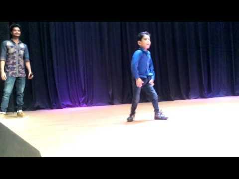 Choreography song happy birthday movie,abcd2