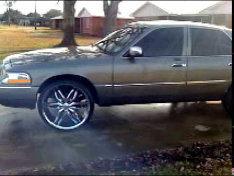 My Mercury Grand Marquis 337