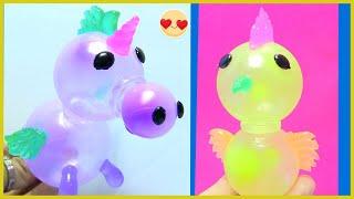 Tạo hình con vật ngộ nghĩnh bằng bong bóng Oonies Mỹ - Đồ chơi trẻ em - chị bí đỏ chibido.vn