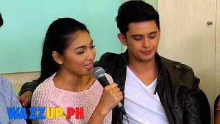 James & Nadine Answers Why The Other Half Is Boyfriend/Girlfriend Material - PSHR Blogcon