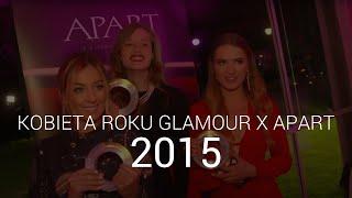 Kobieta Glamour 2015