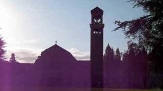 Mount Salem Video - Weekday Mass bells of Mount Angel Abbey
