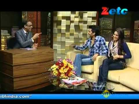 Komal Nahta with Riteish & Genelia Deshmukh