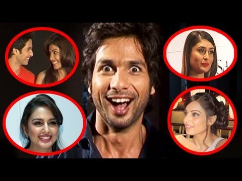 Phata Poster Nikla Hero Actor Shahid Kapoor Speaks Up On His Link Ups video