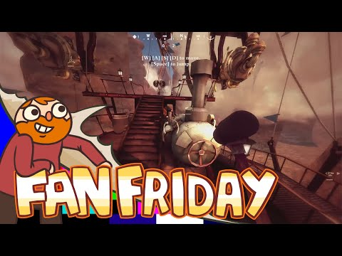 Fan Friday! - Guns of Icarus Online (with the RPGmakers)