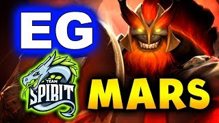 EG vs SPIRIT - MARS DEBUT + 7.22 PATCH HYPE! - Adrenaline Cyber League DOTA 2