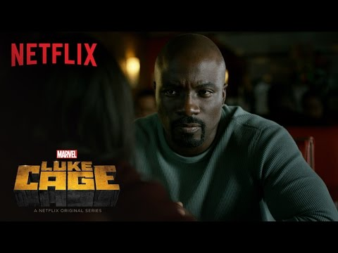 Luke Cage | Featurette: Who Is Luke Cage? | Netflix