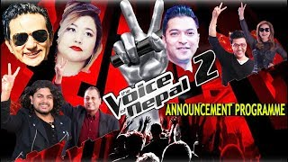 The Voice Of Nepal | Season 2 | बाहिरिए अभया र सनुप, भित्रीए राजु लामा र आस्था राउत | Pramod, Deep