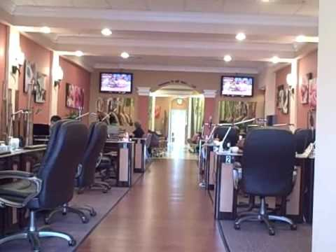 Nail salon in maryland all nails spa youtube for 24 hour nail salon queens ny