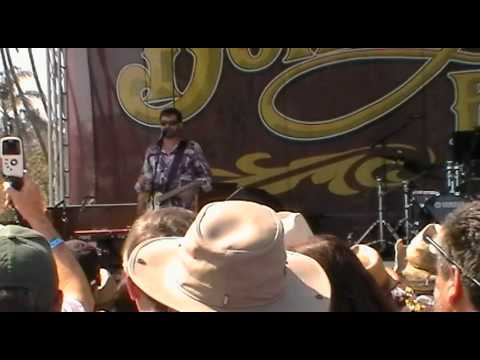 Tab Benoit at Doheny Blues Fest 2012