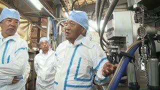 茨城県議会農林水産委員会県内調査(平成26年7月23日)