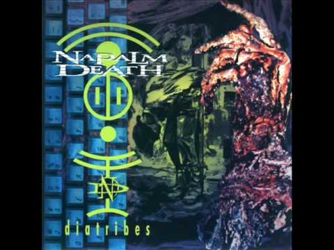 Napalm Death - Cursed To Crawl