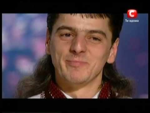 «Україна має талант-3» Львов - Андрей Мацевко (пение)