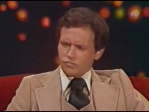 Billy Crystal impersonating Muhammad Ali