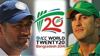 ICC World T20: India vs South Africa, semi-final preview