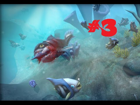 feed and grow (fish simulator) attack on tuna! (gameplay