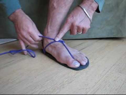 Barefoot Running Sandals Kits Huaraches Tarahumara DIY