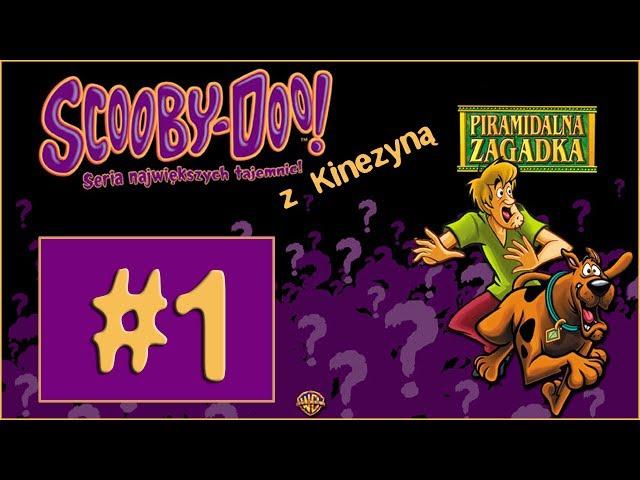 """Zagrajmy w Scooby Doo: Piramidalna Zagadka cz.1 """"Pierwszy podejrzany"""""""