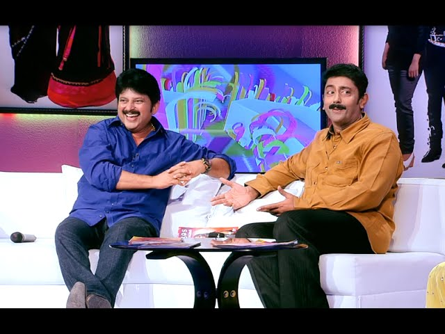 Rajasenan and Ashokan on Onnum Onnum Moonu on 7th Dec at 9.30pm