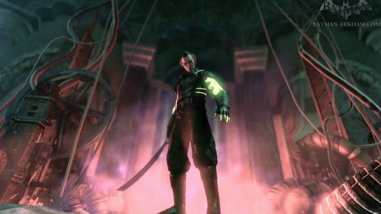Batman Arkham City Walkthrough Chapter Ghul Youtube