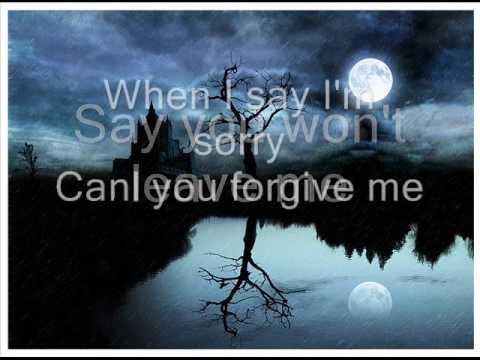 "Chris Daughtry-""Sorry"" Lyrics"