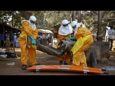 ER nurse on treating Ebola patients in West Africa
