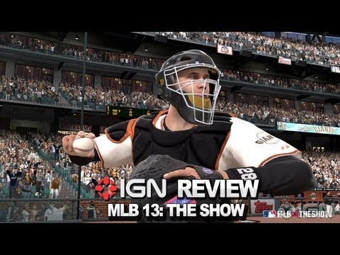 IGN Reviews - MLB 13: The Show Video Review