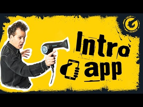 Video Intro Maker App - Intromate Tutorial