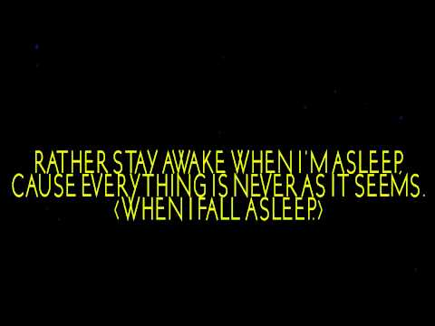 Owl City - Fireflies [remix] (lyrics) video