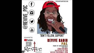 HOLLYWOOD HIM TALKS WITH P.O.C. ABOUT THE A&R LIFESTYLE, NEW MUSIC AND MORE LIVE ON REVIVE RADIO