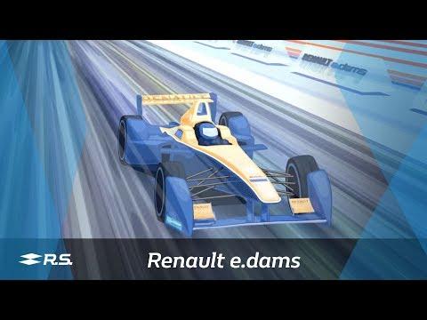 Renault e.dams and Sébastien Buémi 2016 Formula E champion