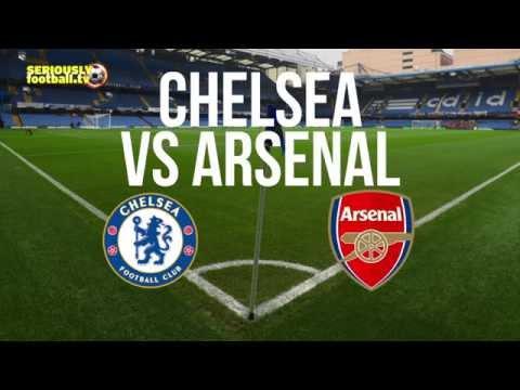 Chelsea v Arsenal - Premier League Preview