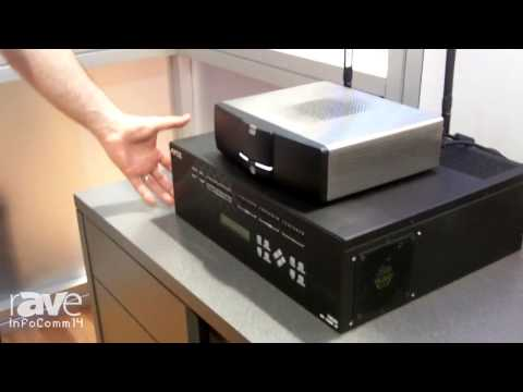 InfoComm 2014: ALMO Talks About the AMX DVX3150 All-In-One Room Solution