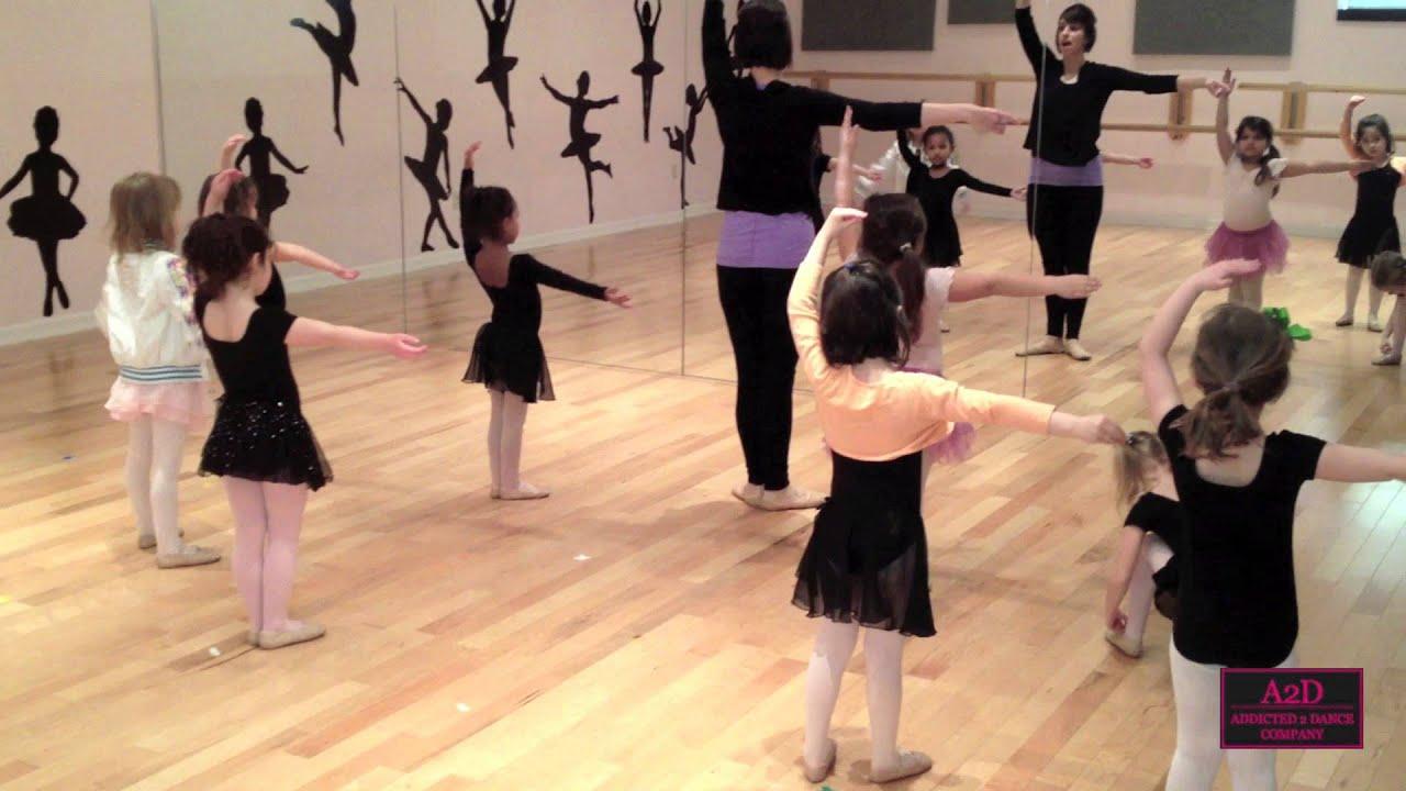 Tap Jazz And Ballet Ballet/tap/jazz 4-7