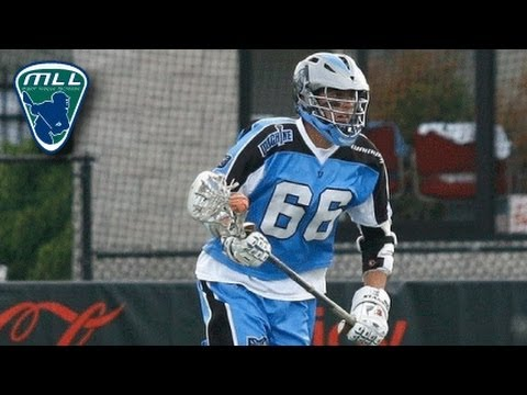 Steele Stanwick 2012 MLL Highlights