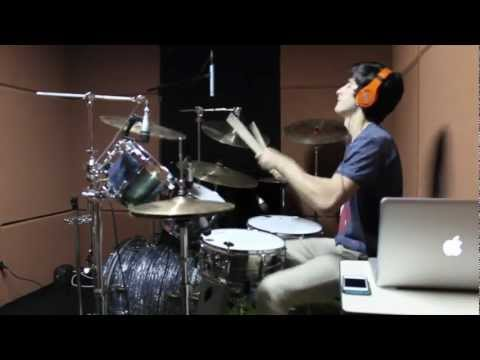 Maroon 5 - Payphone Ft. Wiz Khalifa - Lucas Drum Cover video