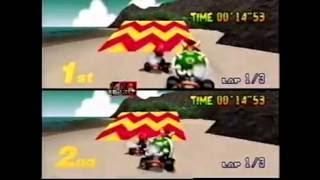 Mario Kart 64 Multiplayer