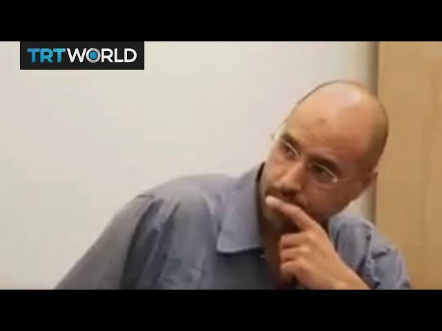 Gaddafi's Son Released: Saif al-Islam captured by militia group in 2011
