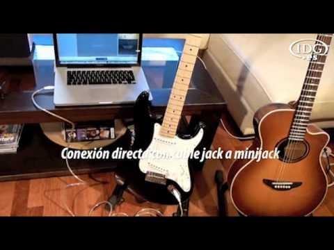 Garageband tutorial en español - Cómo grabar guitarras (Parte I)