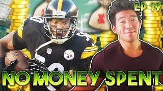 RYAN SHAZIER JOINS THE SQUAD! NO MONEY SPENT TEAM EP.19! Madden 19 Ultimate Team