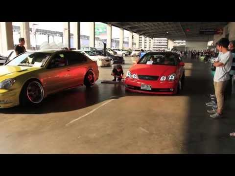 VIP CAR THAILAND Limbo Rock @impact arena