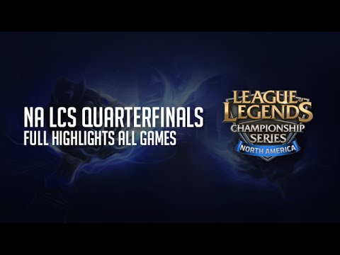 Gravity vs TSM ALL GAMES HIGHLIGHTS Playoffs Quarter Final NA LCS Summer S5 2015 GV vs TSM QF