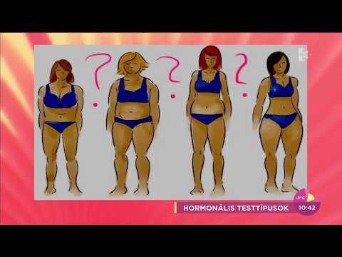 A hízás jellegét egy adott személy hormontípusa is befolyásolhatja - tv2.hu/fem3cafe