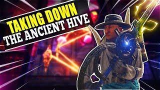 Outward: Invading The Ancient Hive & Hive Prison (Abrassar Desert)