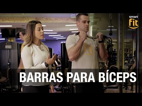 Barras para Bíceps