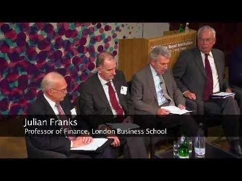A crisis of trust in the financial system - London Business School Worldwide Alumni Celebration 2012