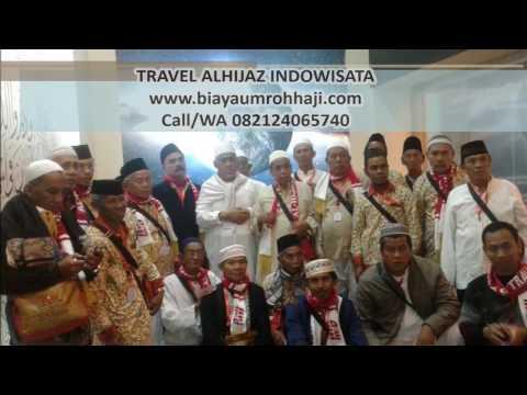Video travel umroh alhijaz indowisata jakarta timur