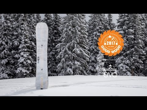 Best Snowboards of 2016-2017: Ride Alter Ego  - Good Wood Snowboard Reviews